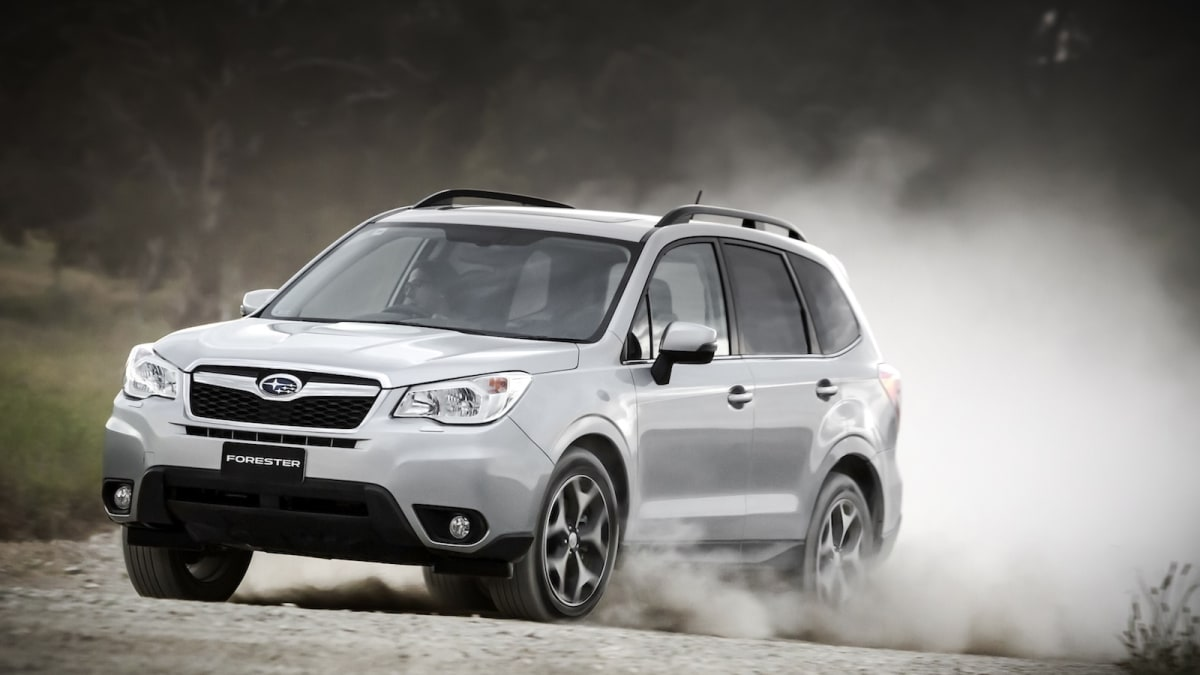 2013 Subaru Forester Review | CarAdvice
