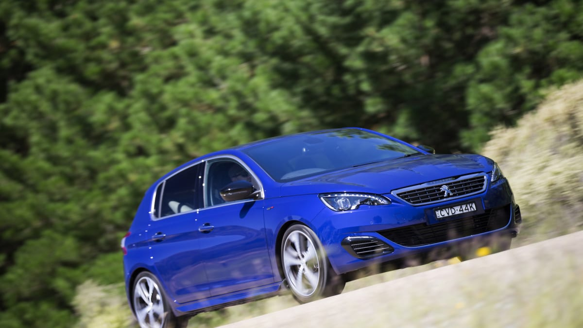 2015 Peugeot 308 GT Review | CarAdvice
