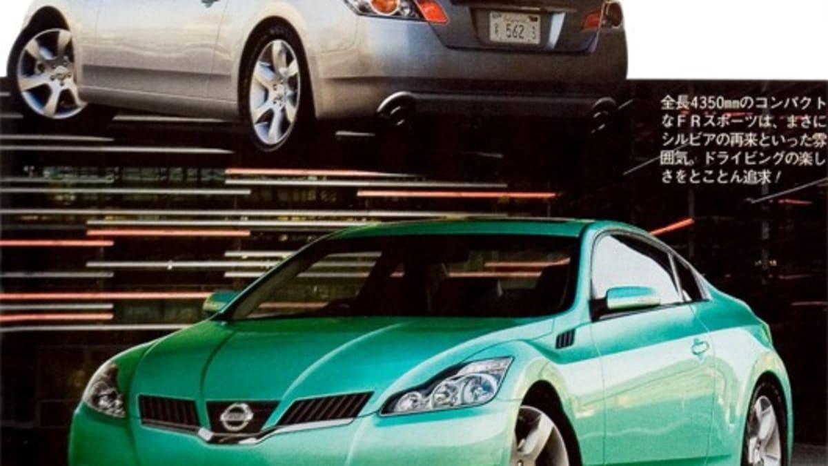2021 Nissan Silvia S16 History