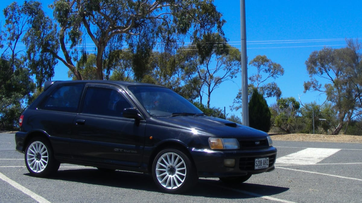 1996 Toyota STARLET Review | CarAdvice