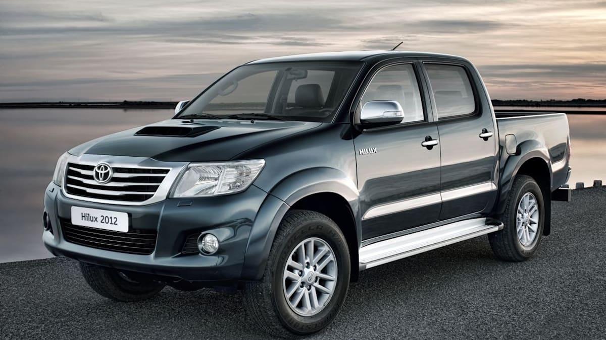 Kelebihan Toyota Hilux 2012 Top Model Tahun Ini