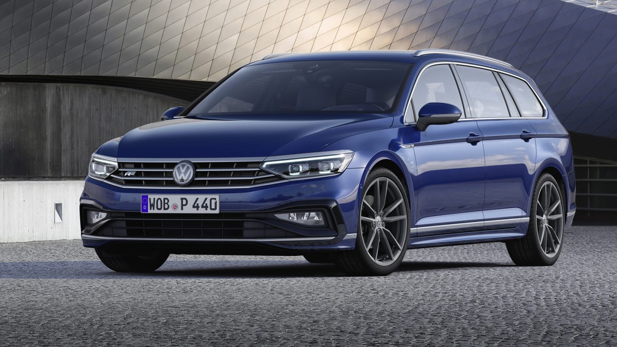 2021 Vw Passat Alltrack Review and Release date