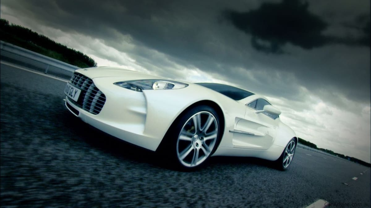 Aston Martin One 77 World S Most Powerful Naturally Aspirated Road Car Engine Caradvice