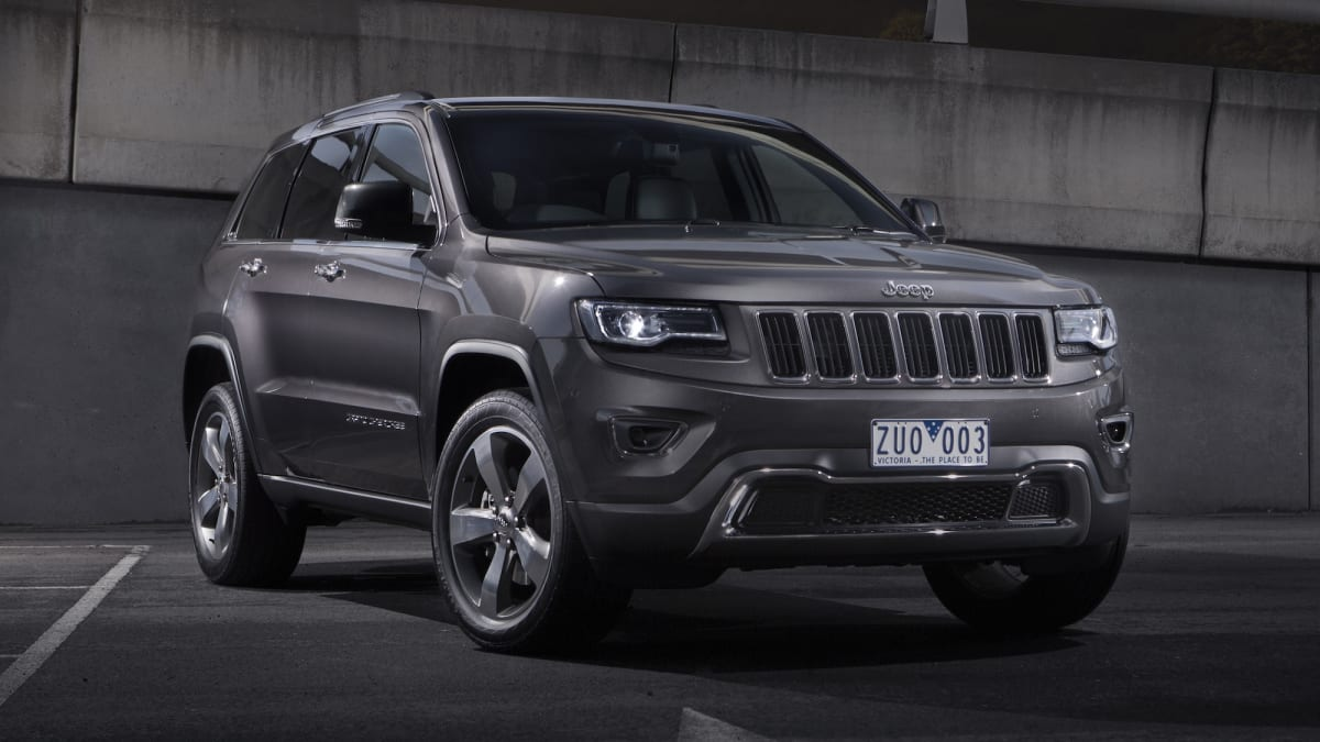2013 Jeep Grand Cherokee Pricing And Specifications Caradvice