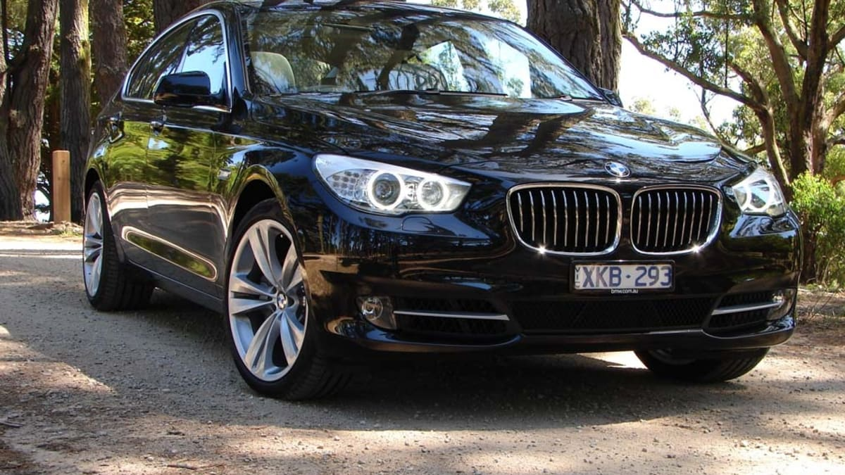 Bmw 5 Series Gran Turismo Review Caradvice
