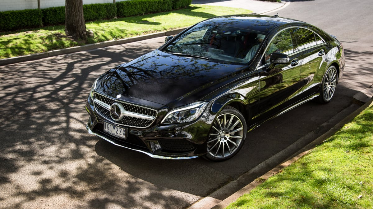 2016 Mercedes-Benz CLS400 review | CarAdvice