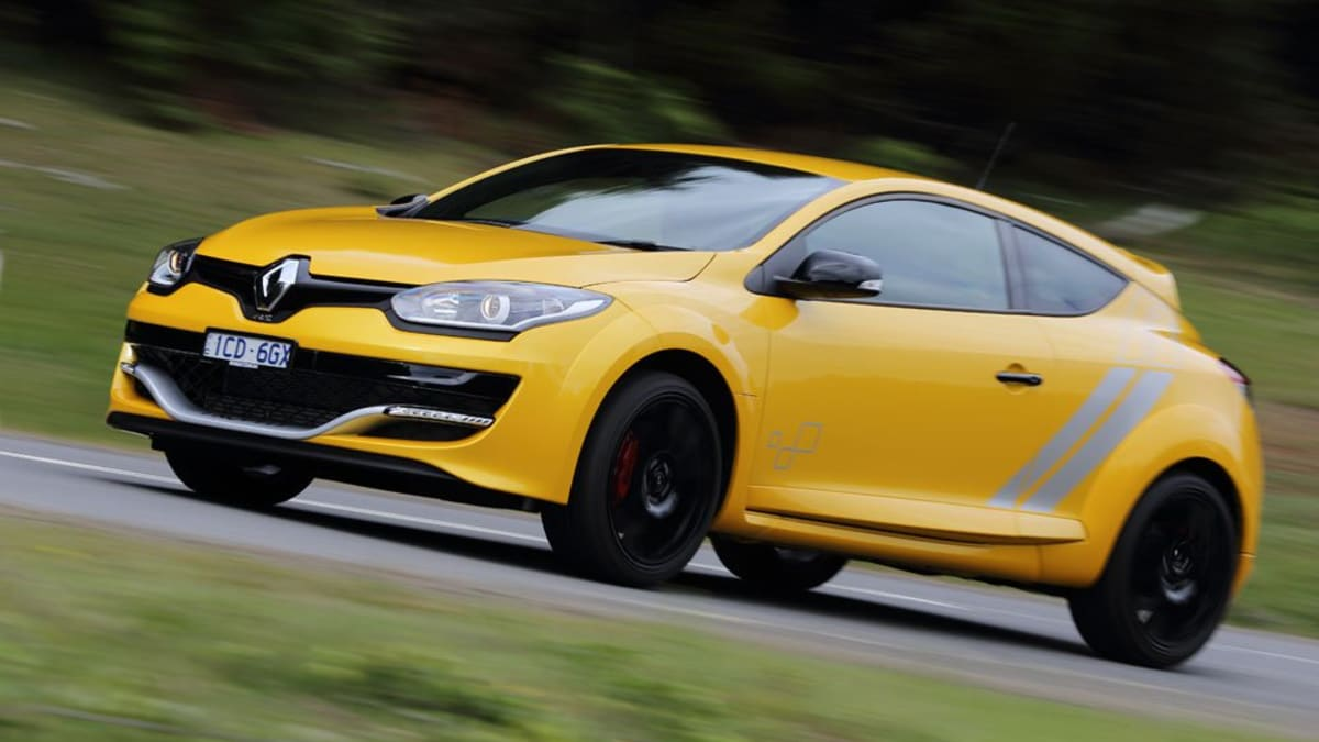 Renault Megane RS275 Trophy Review | CarAdvice