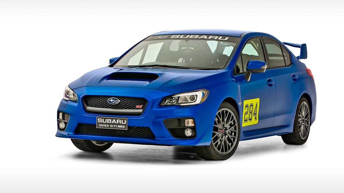 Subaru WRX STI NR4 ready for Australian racers | CarAdvice