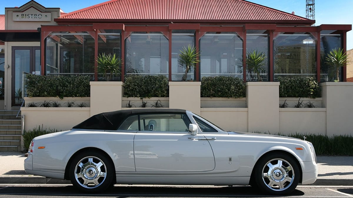 Rolls Royce Phantom Drophead Coupe Review Caradvice