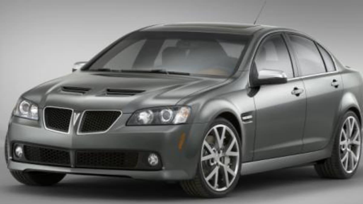 2021 Pontiac G8 Gt Prices