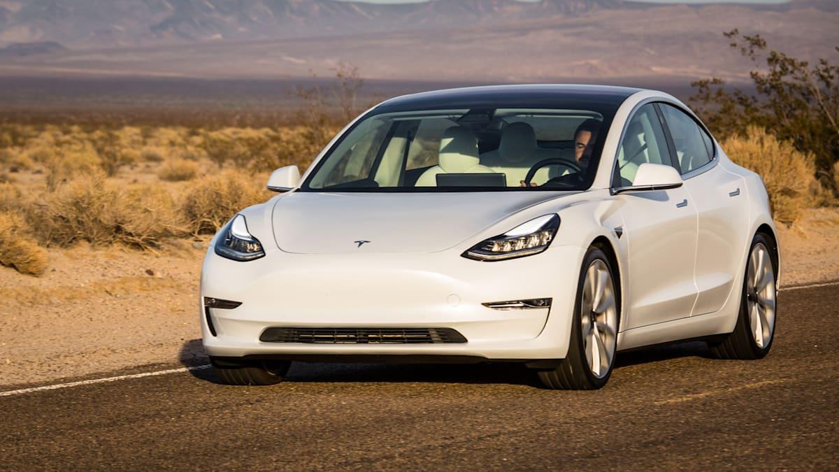 Tesla Model 3 orders open in Australia, here in August