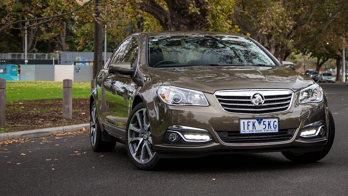 2016 Holden Calais V Sedan Review | CarAdvice