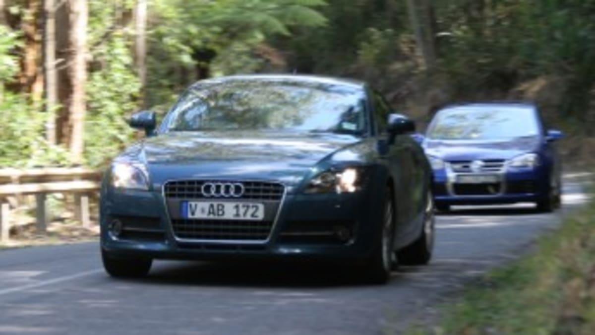 2007 Audi TT 2 0 S-tronic Road Test | CarAdvice