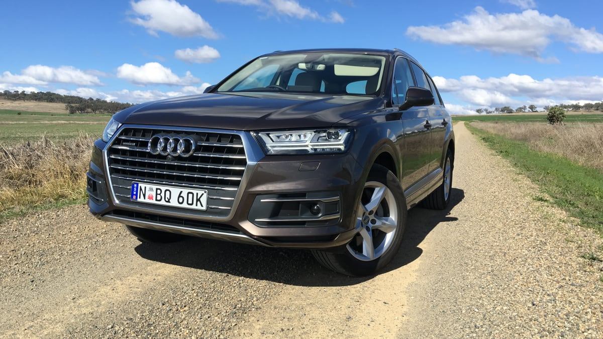 2017 Audi Q7 Review | CarAdvice