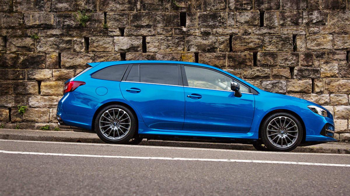 2018 Subaru Levorg 2 0 STI Sport review | CarAdvice