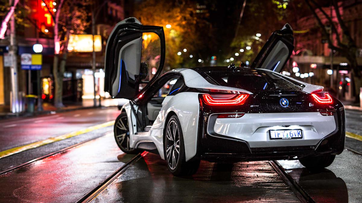 2016 BMW i8 review | CarAdvice