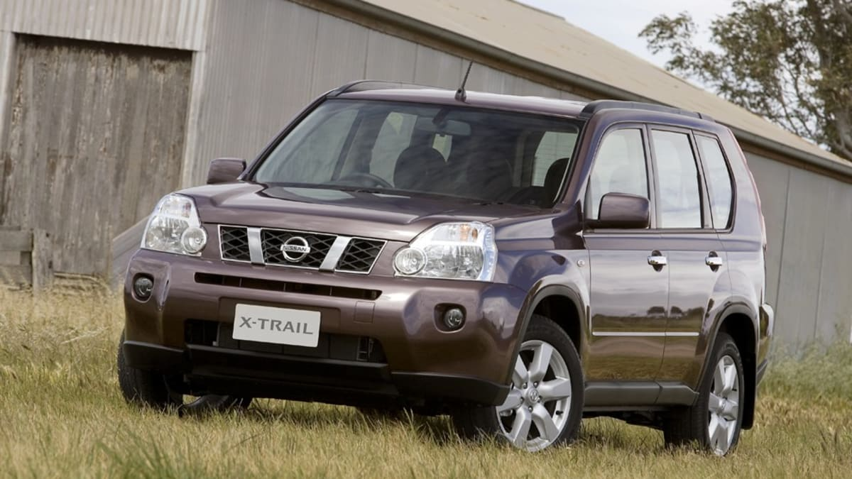 2008 Nissan X-Trail diesel Review | CarAdvice