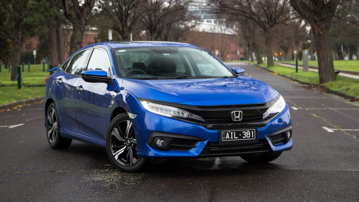 2016 Honda Civic RS Review | CarAdvice