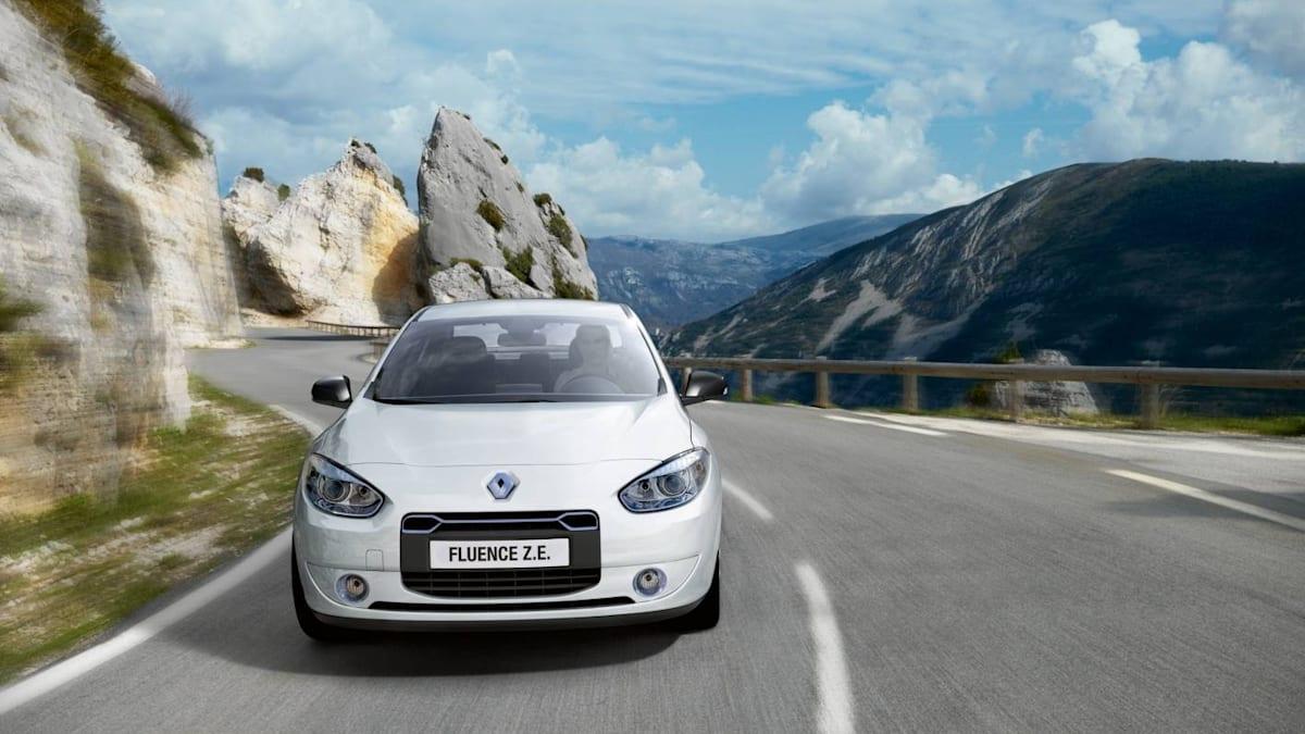 2012 Renault Fluence Z E To Become Uk S Cheapest Ev Caradvice
