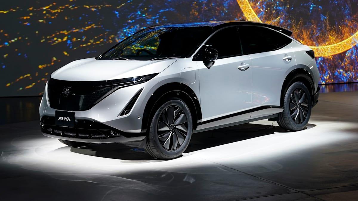 2021 Nissan Ariya Electric Suv Revealed Australian Arm Keen Update Caradvice