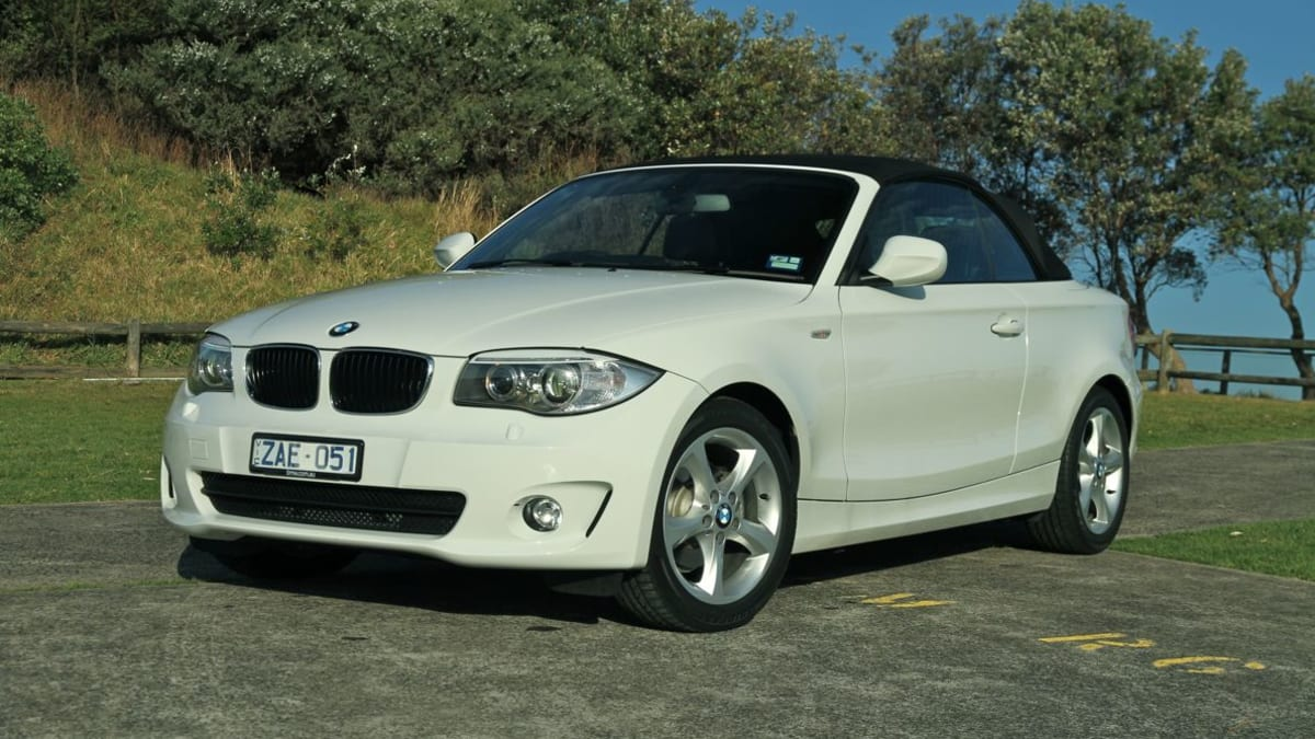 Bmw 1 Series Convertible Review Caradvice