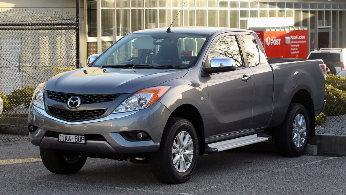 2015 Mazda BT-50 Freestyle Cab Review | CarAdvice