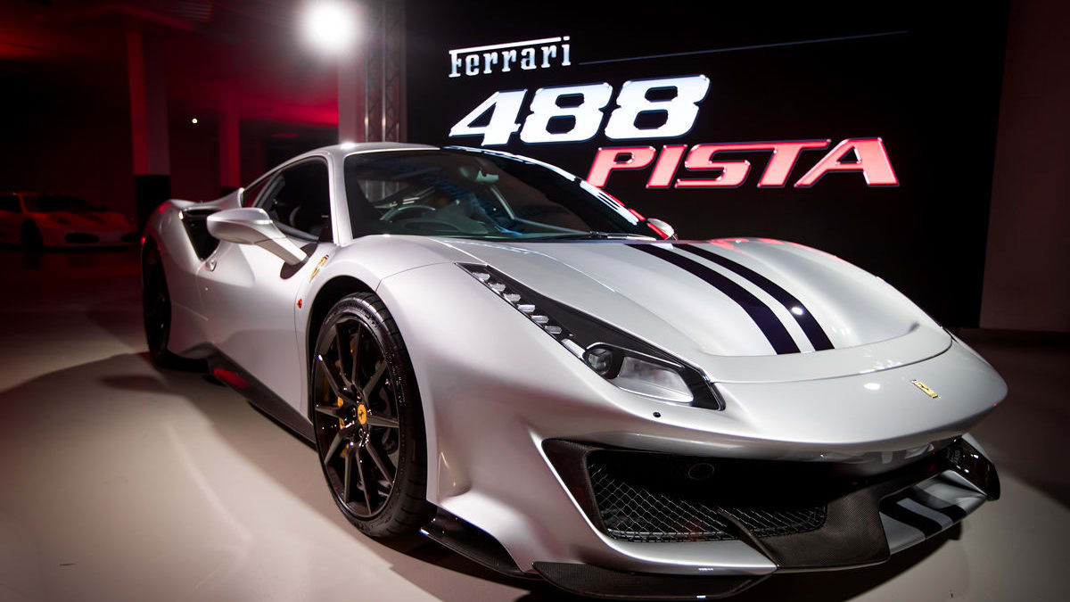 Ferrari 488 Pista Australian Debut For New Hero Caradvice