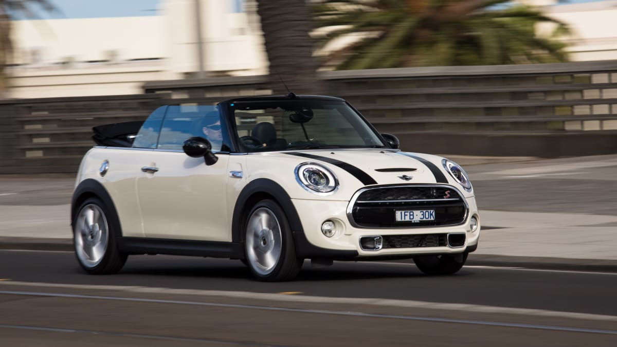 2016 Mini Cooper S Convertible Review | CarAdvice