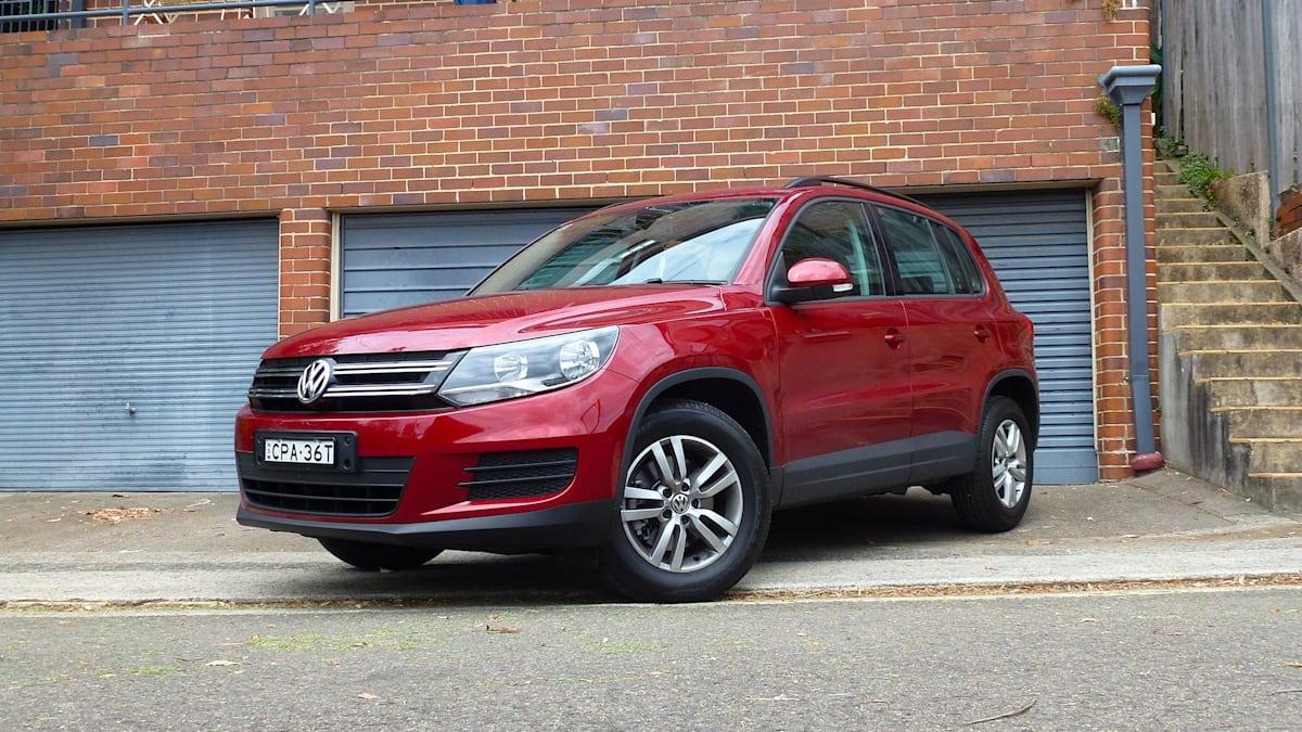 2014 Volkswagen Tiguan Review : 118TSI DSG | CarAdvice