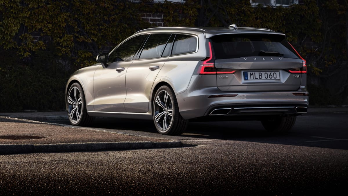 2019 Volvo V60 Review Caradvice