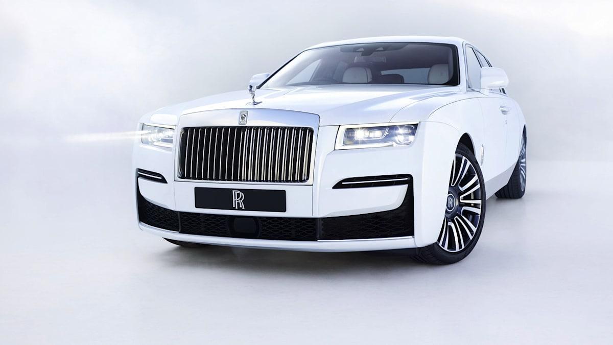 2021 Rolls Royce Ghost Revealed Caradvice