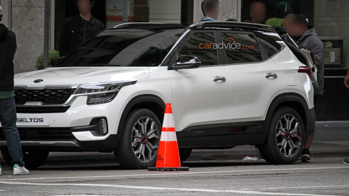 Kia Seltos New Compact Suv Unmasked Update With Images Caradvice