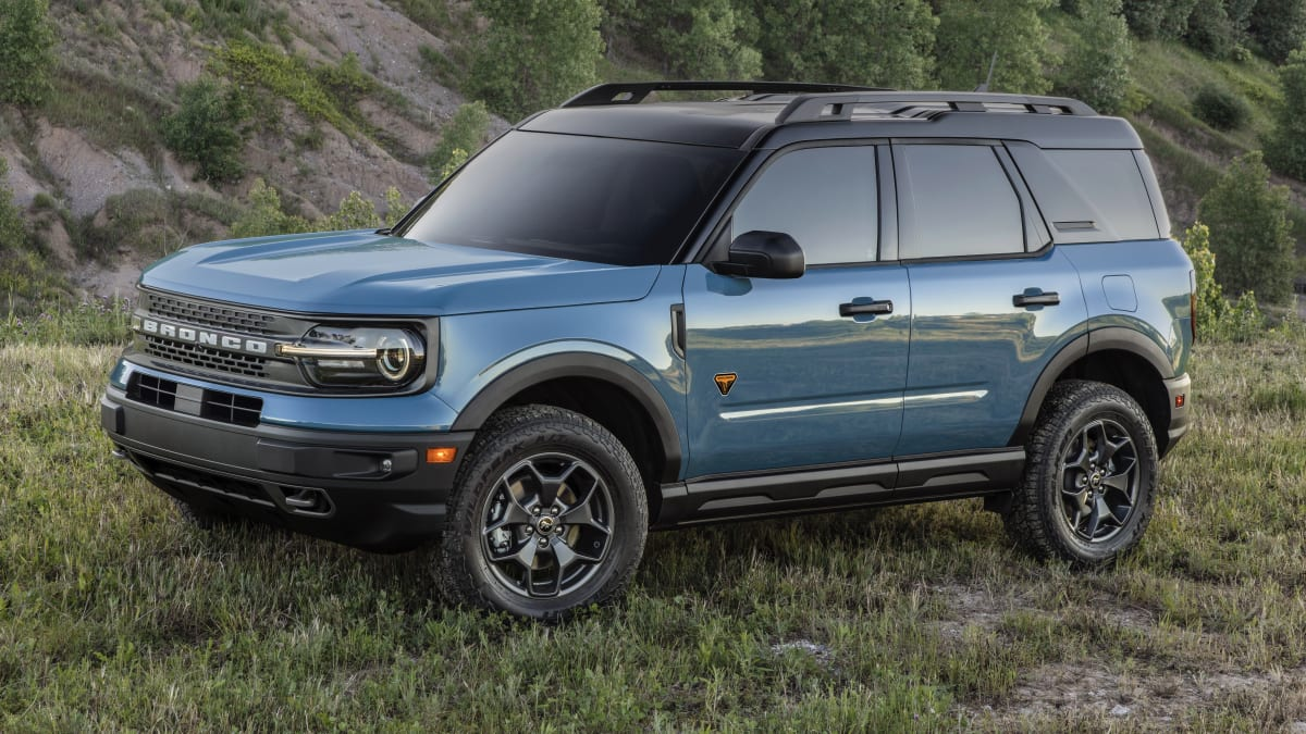 2021 Ford Bronco Sport Meet The Tough Looking Toyota Rav4 Rival Caradvice