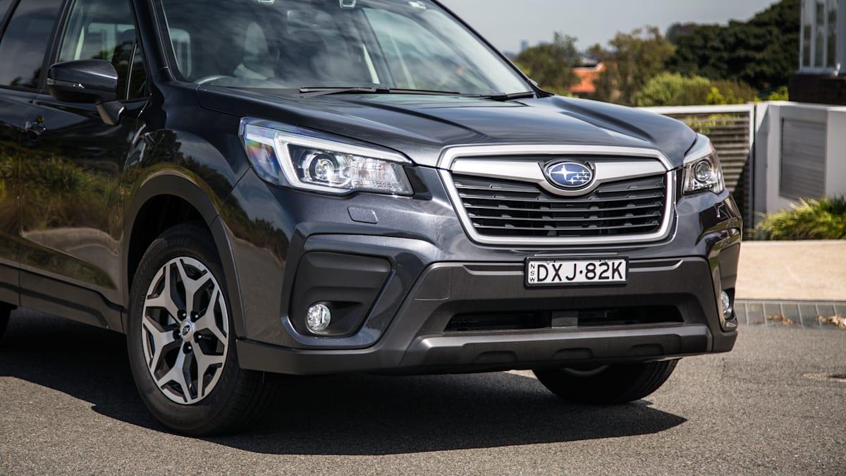 2019 Subaru Forester 2 5i review | CarAdvice
