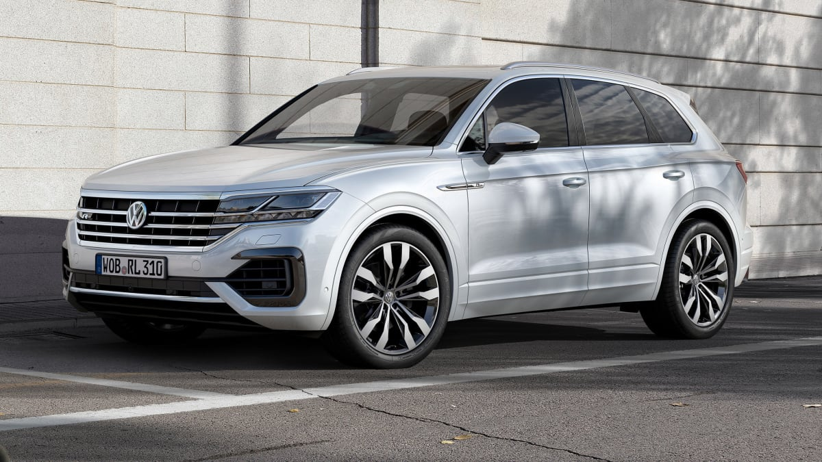 2021 Volkswagen Touareg Price And Specs Caradvice