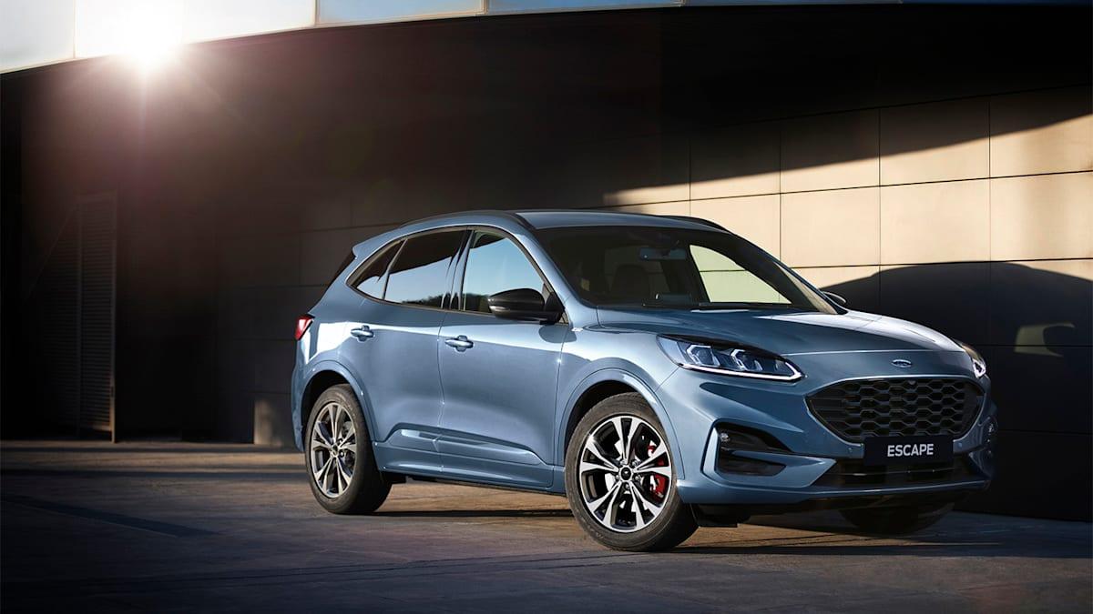 4 Ford Escape seven-seater in development – report  CarAdvice