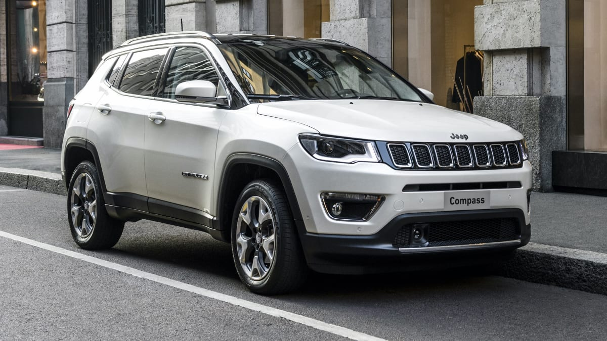 2020 Jeep Compass Price And Specs Caradvice