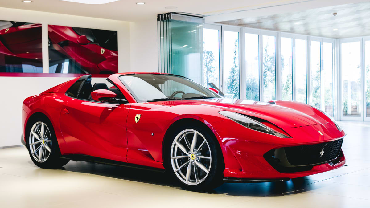 Ferrari 812 Gts Spider V12 To Cost 675 888 When It Arrives In Late 2020 Caradvice