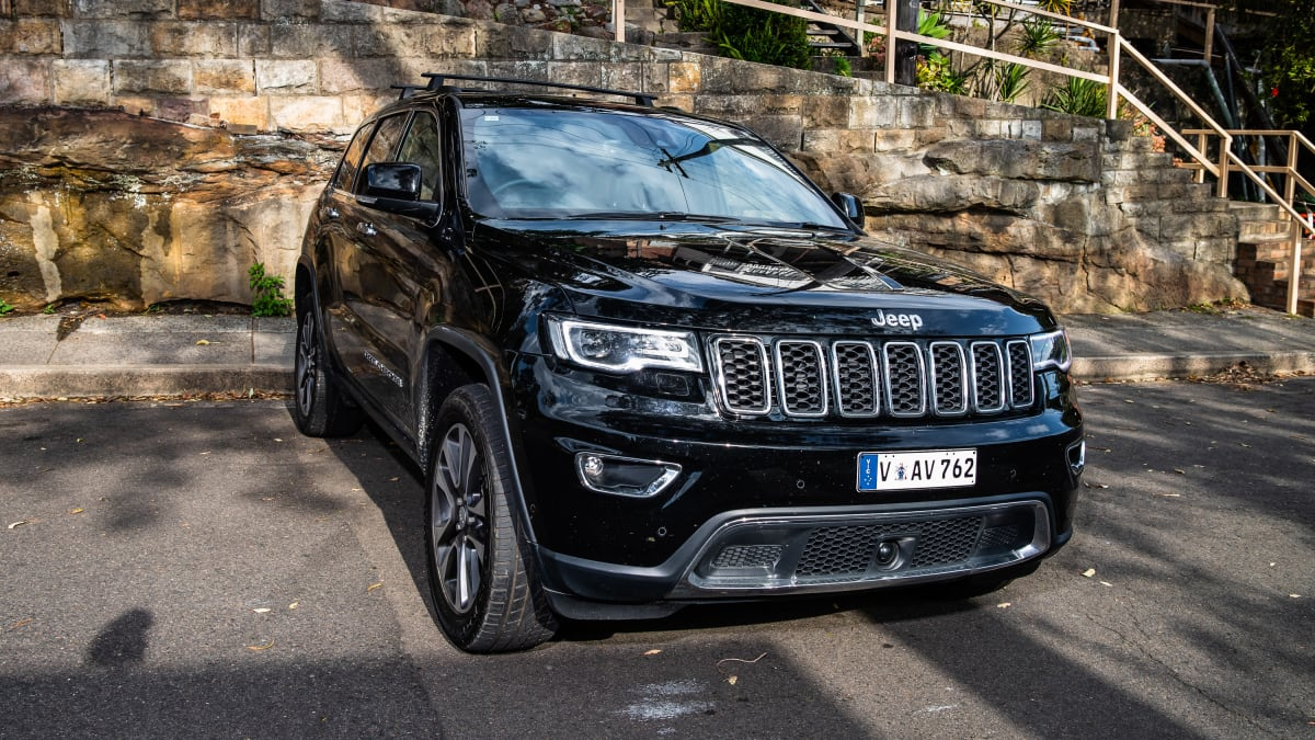 2018 Jeep Grand Cherokee Limited Diesel Review Caradvice