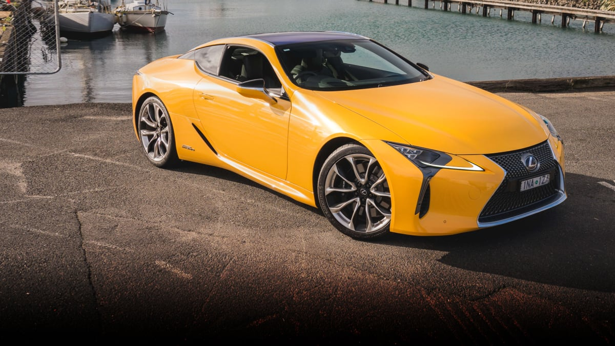 2019 Lexus LC500h review | CarAdvice