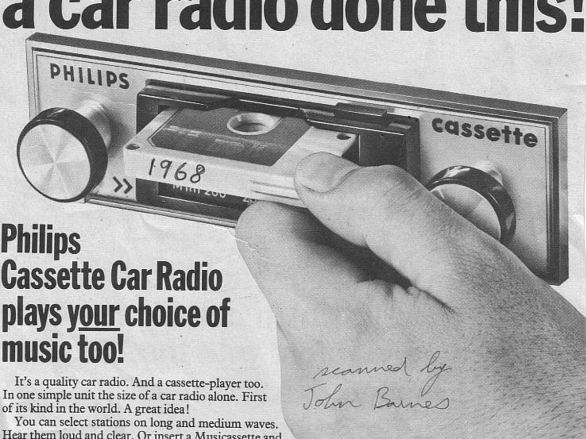 Cassette deck officially phased out of new cars | CarAdvice