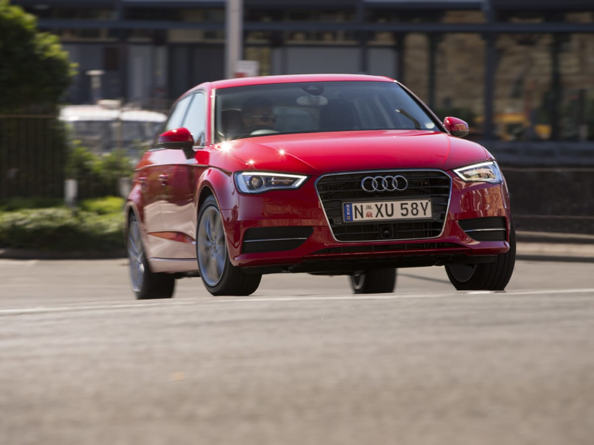 Audi A3 Review: 1 4 TFSI Cylinder on Demand | CarAdvice