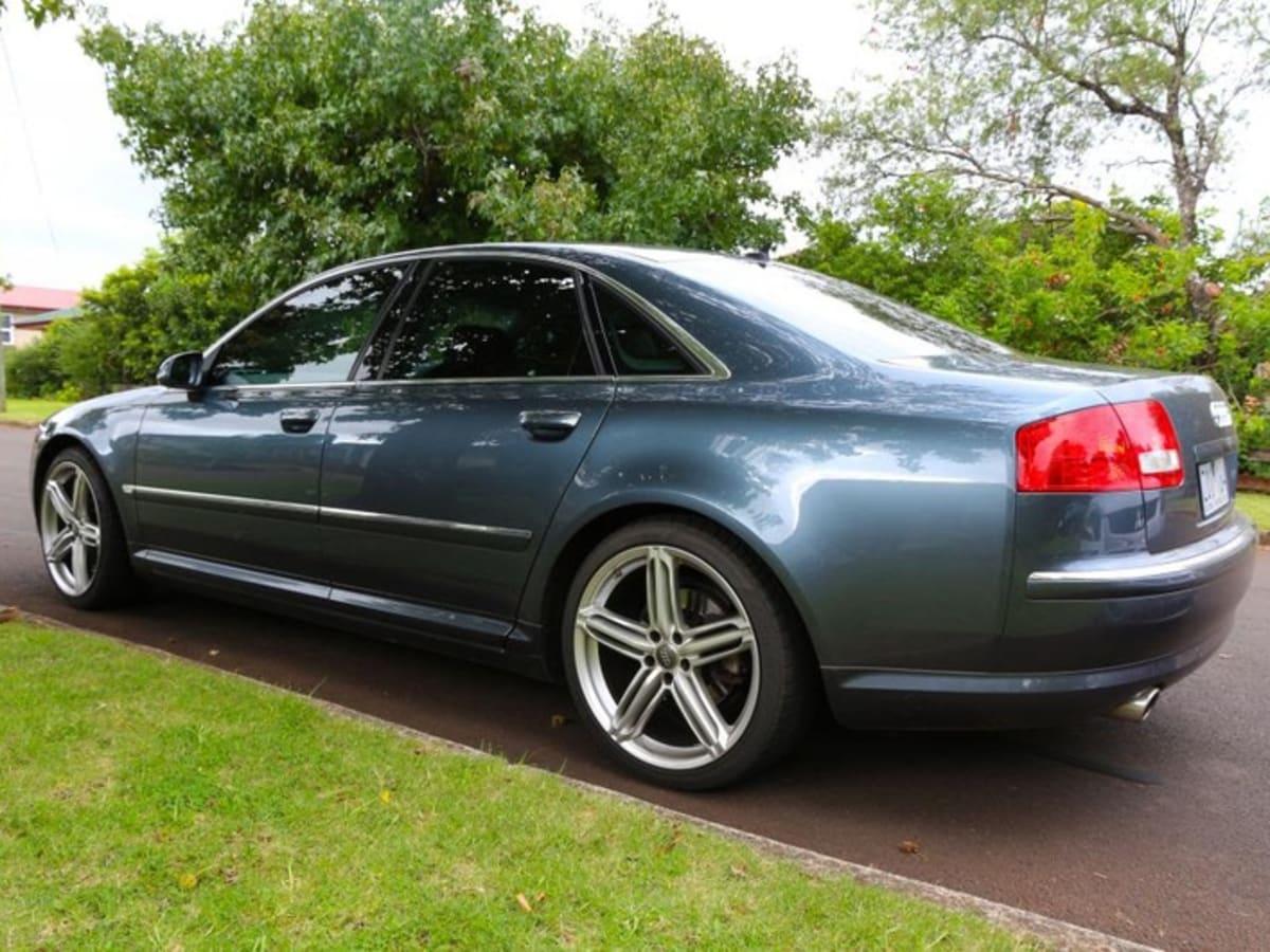 Kekurangan Audi A8 2004 Perbandingan Harga
