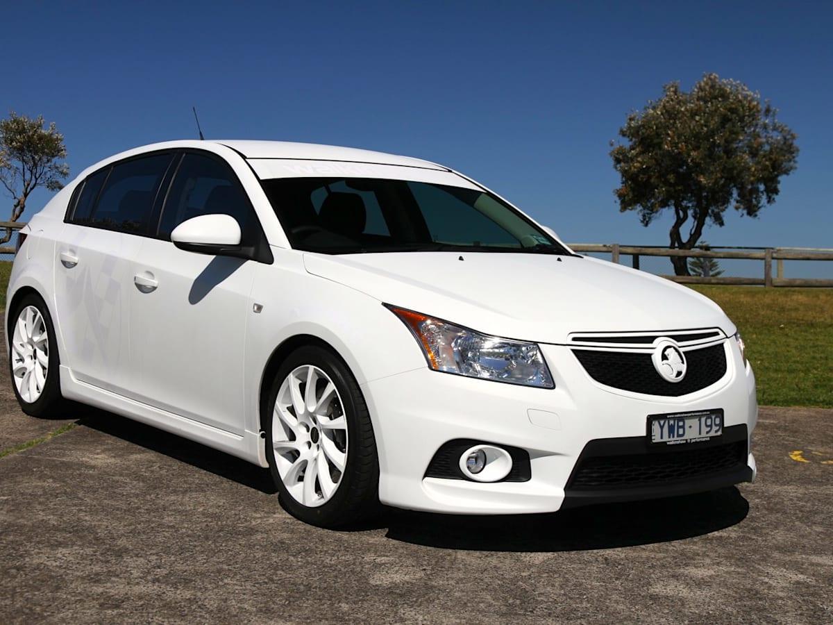 2012 Walkinshaw Holden Cruze Review | CarAdvice