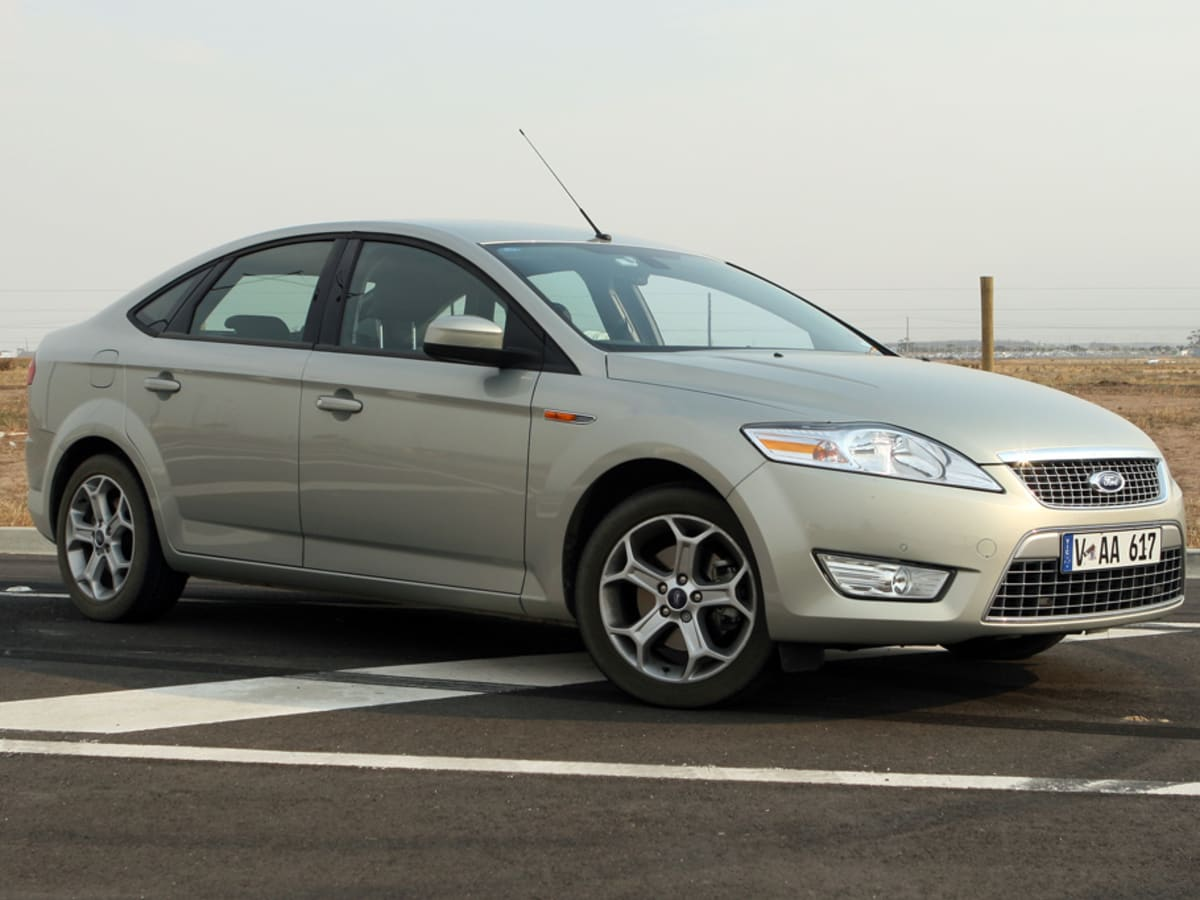 Ford Mondeo Review And Road Test Caradvice