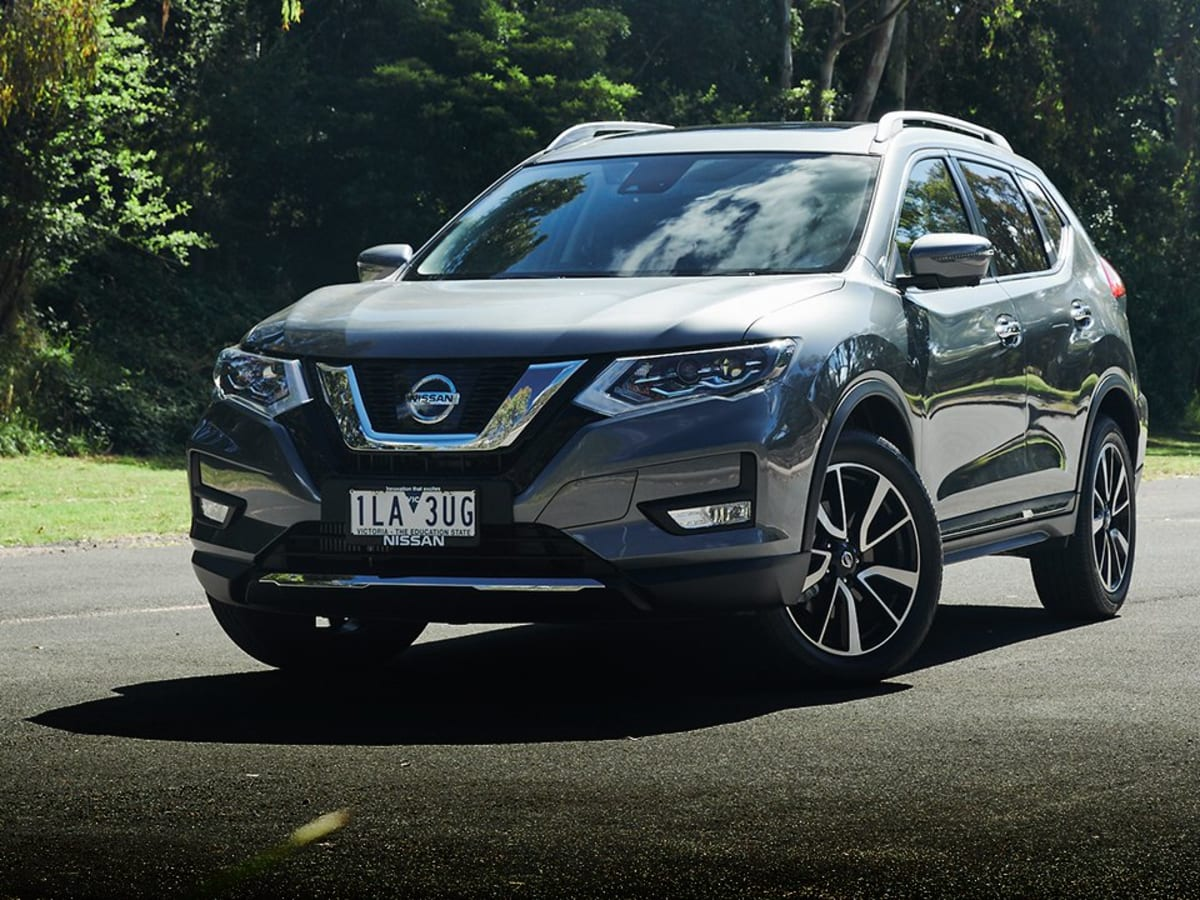 Nissan X Trail >> 2018 Nissan X Trail Tl Review Caradvice
