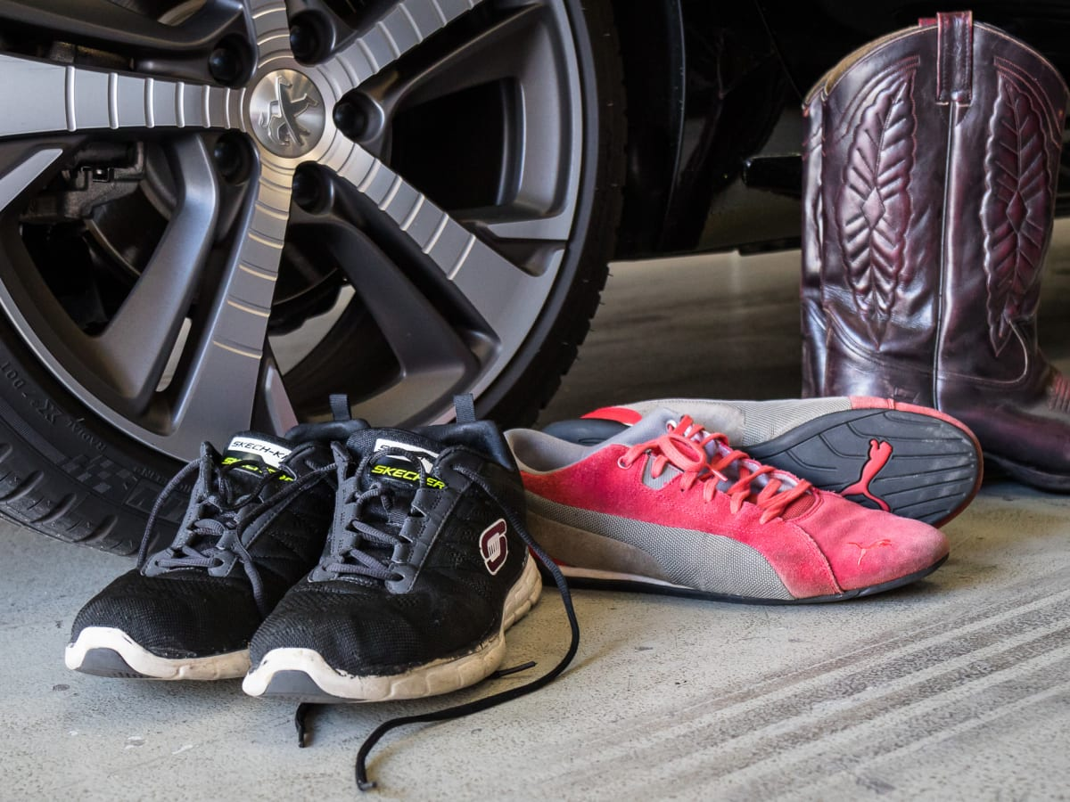 good pair of driving shoes
