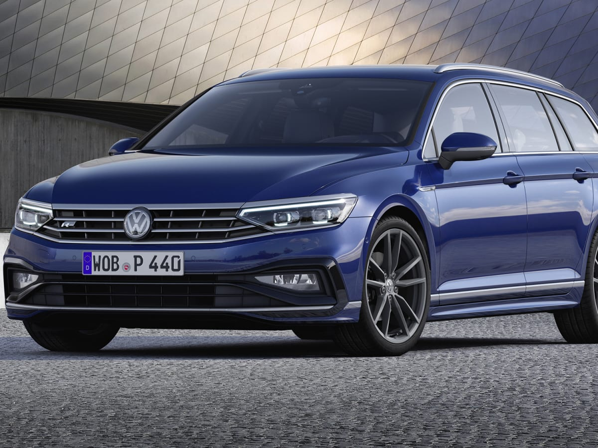 2020 Volkswagen Passat Facelift Revealed Here Before Year S End