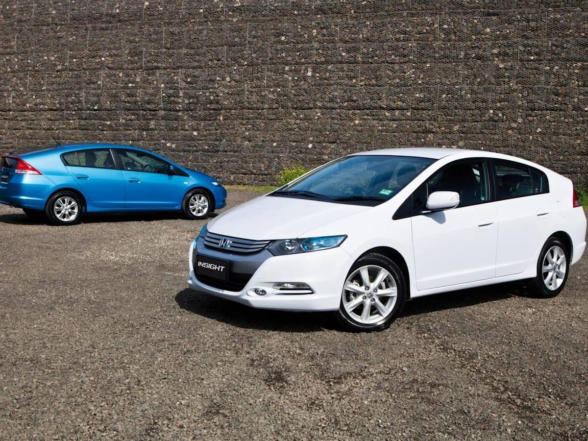 Honda Insight 2009 to 2012 Bonnet