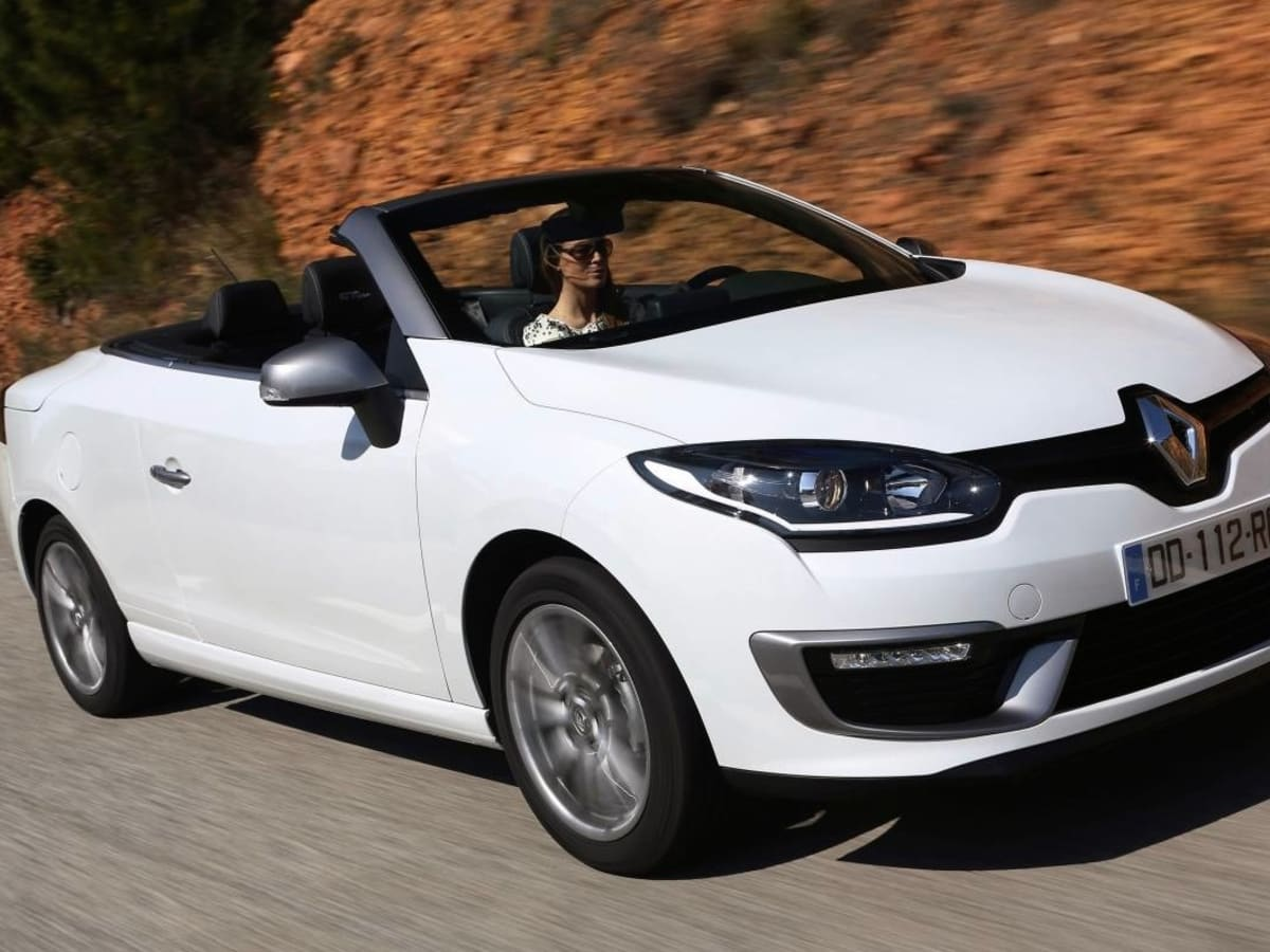 2015 Renault Megane Coupe Cabriolet Facelifted Model On Sale From 38 490 Caradvice